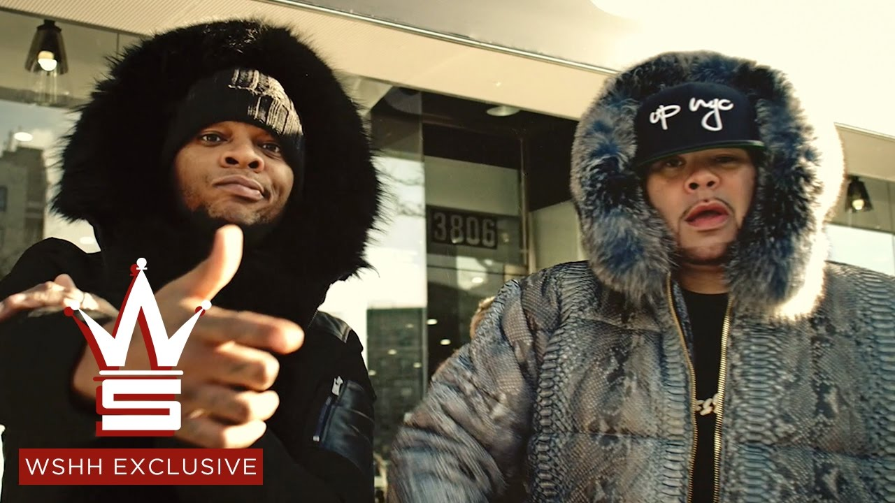 Papoose Ft Fat Joe & Jaquae – Back On My Bullshit
