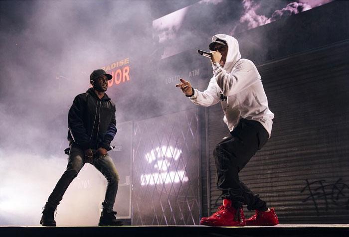 Eminem estará en el nuevo álbum de Big Sean y este promete ser la bomba