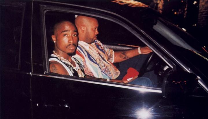 Venden el coche donde asesinaron a Tupac por una suma importante de dinero