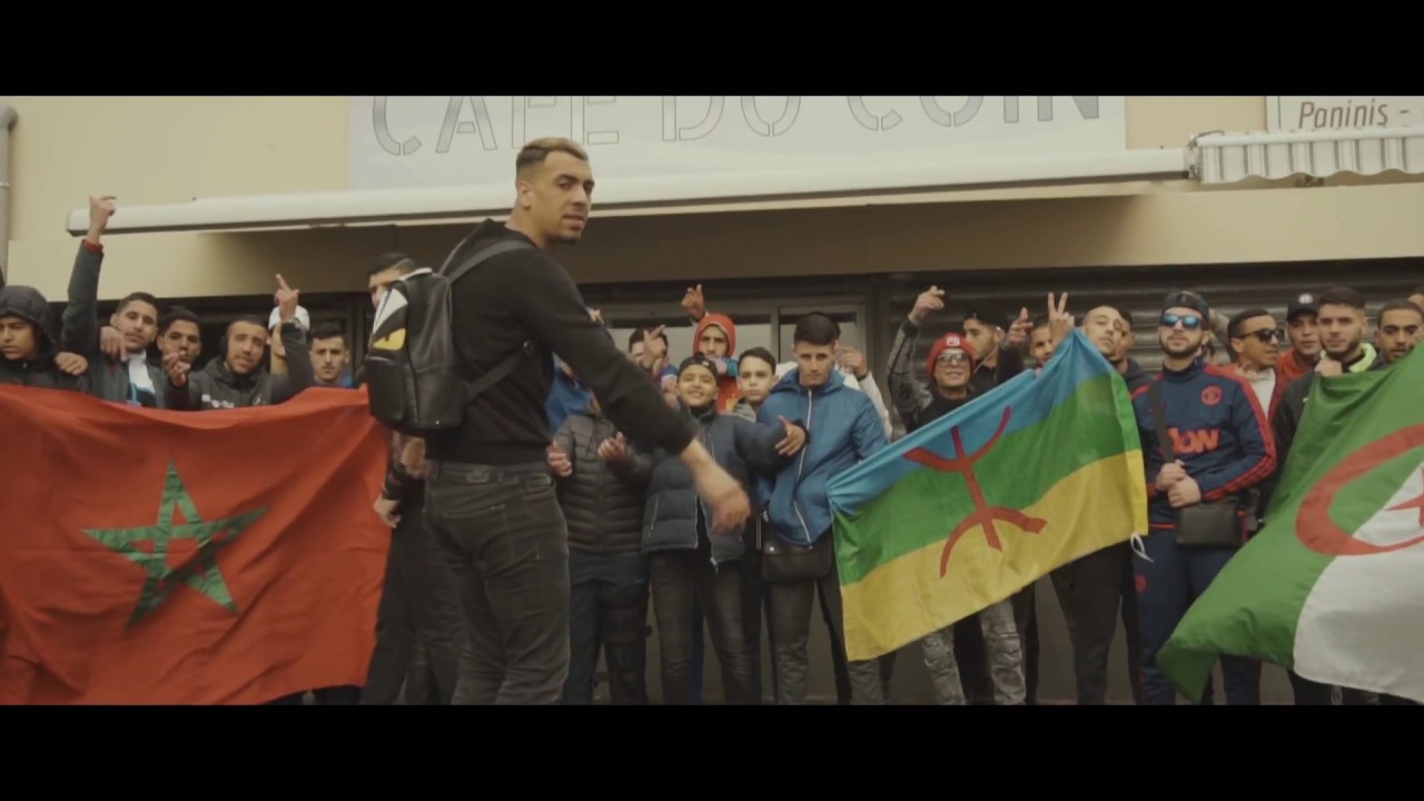 YL ft Le Rat Luciano & Kamikaz – #MarseilleAllStar – Episode 3