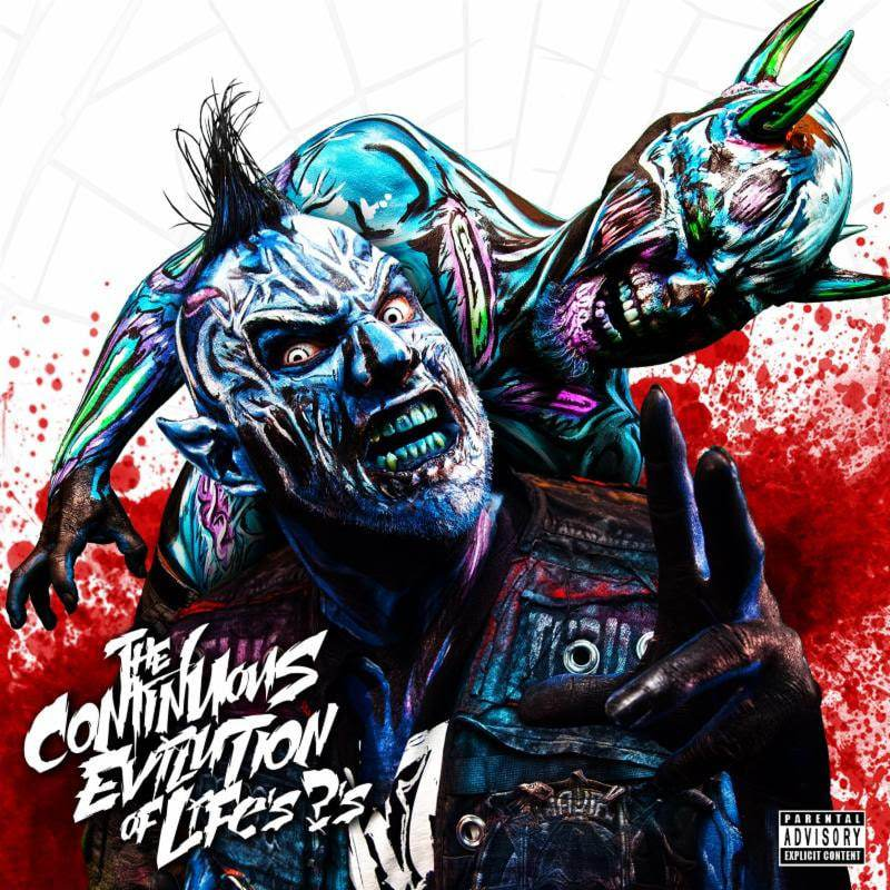 Twiztid - The Continuous Evilution of Life's Q's (2017)