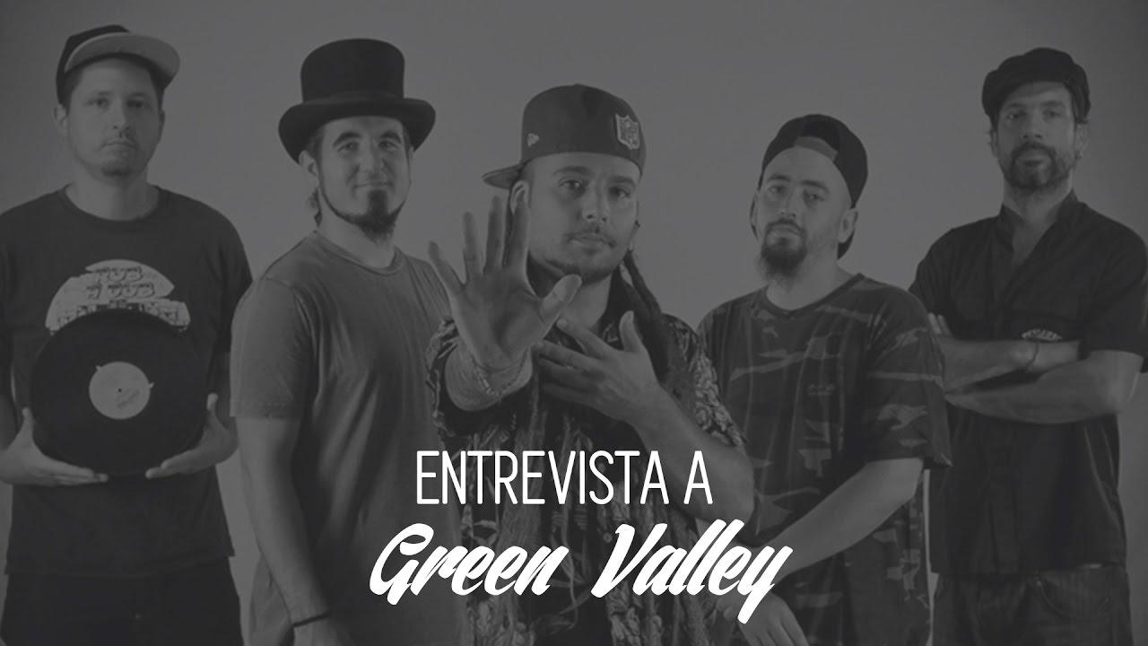 Green Valley: «La música esta para disfrutar, no para hacerse rico»