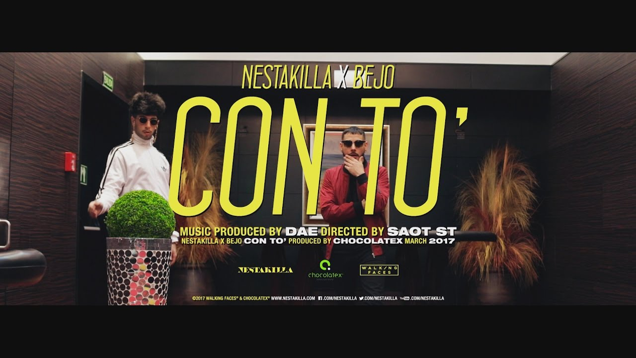 Nestakilla Ft Bejo – Con To'