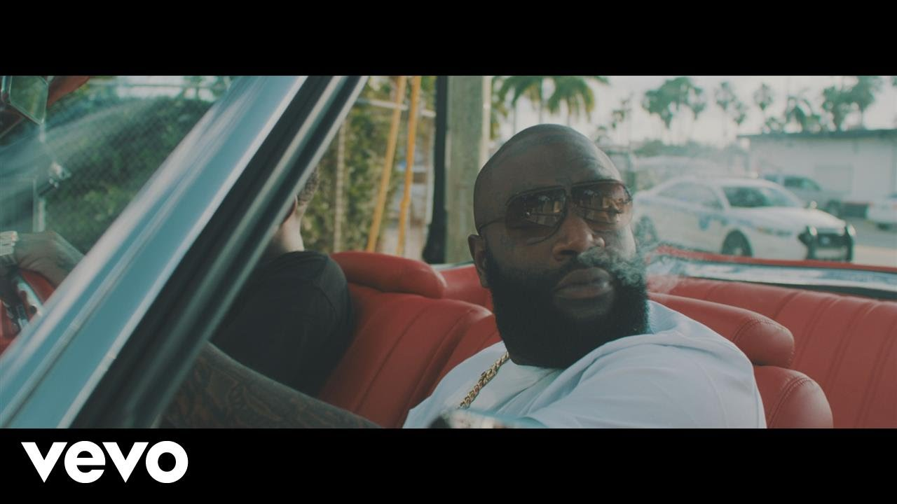 Rick Ross Ft Young Thug & Wale – Trap Trap Trap