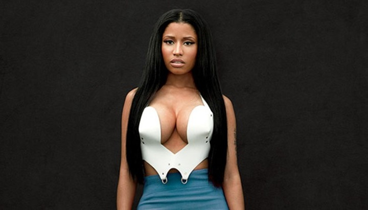 Nicki Minaj bate récord y supera a Aretha Franklin