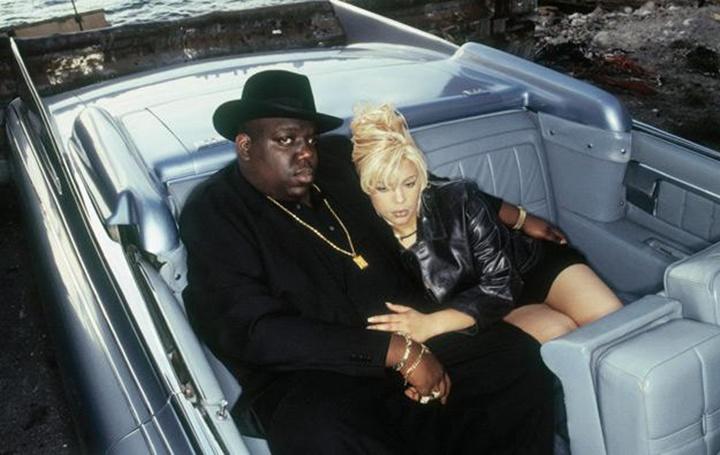 Faith Evans lanzará un disco junto al fallecido The Notorious B.I.G.