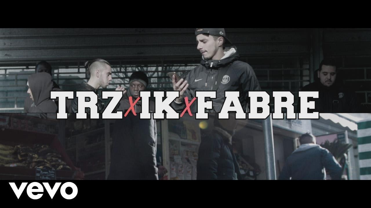 TRZ, Fabré & I.K – On est prêt