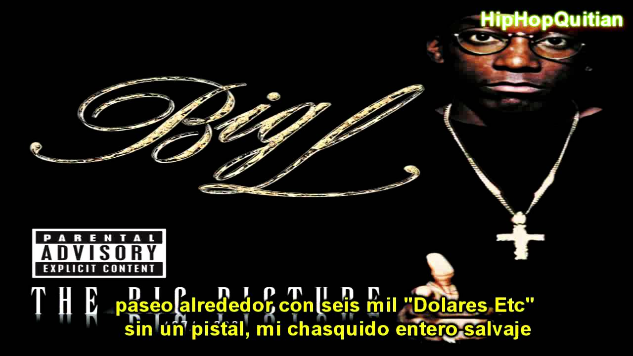 Big L – The Enemy (Sub. Español)