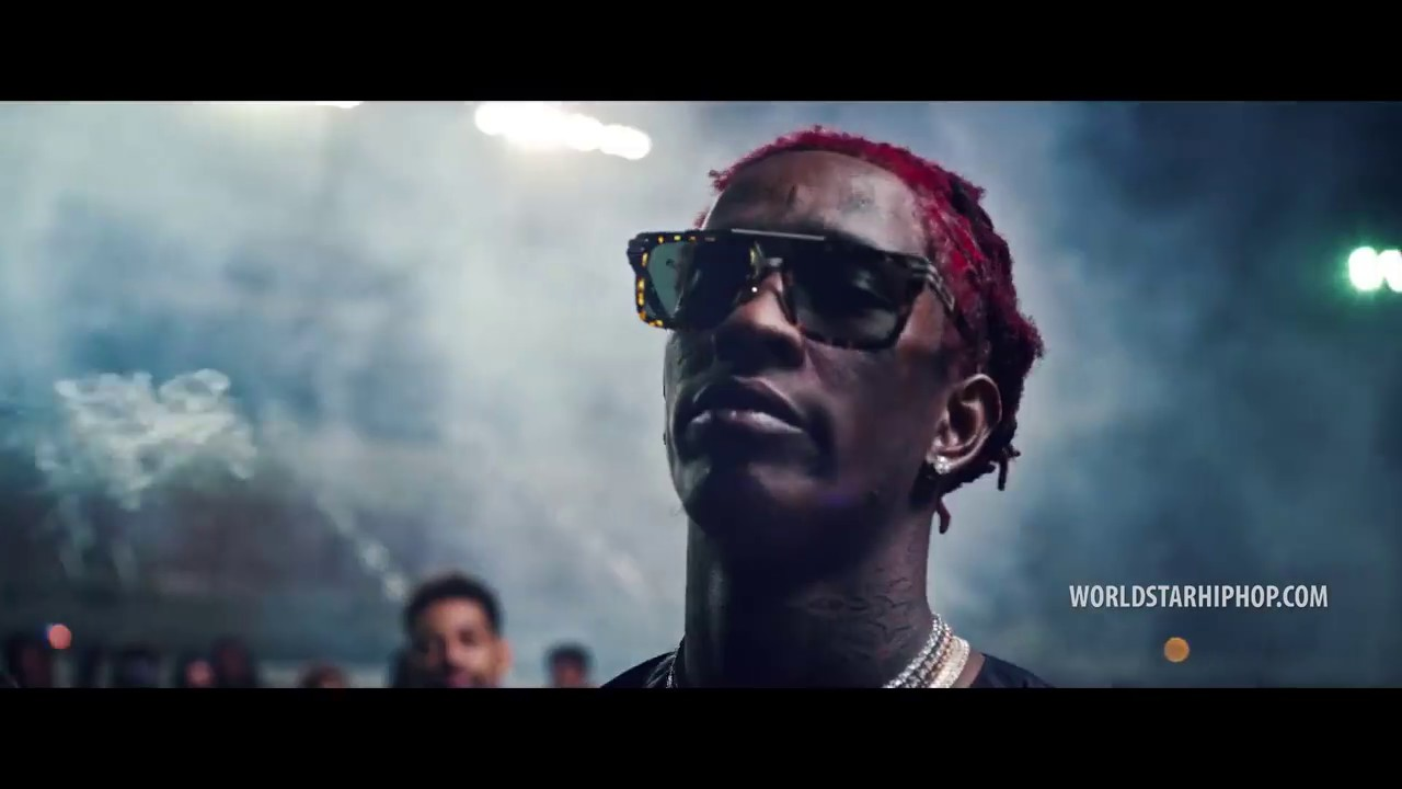Young Thug Ft 2 Chainz, Wiz Khalifa & PnB Rock – Gang Up