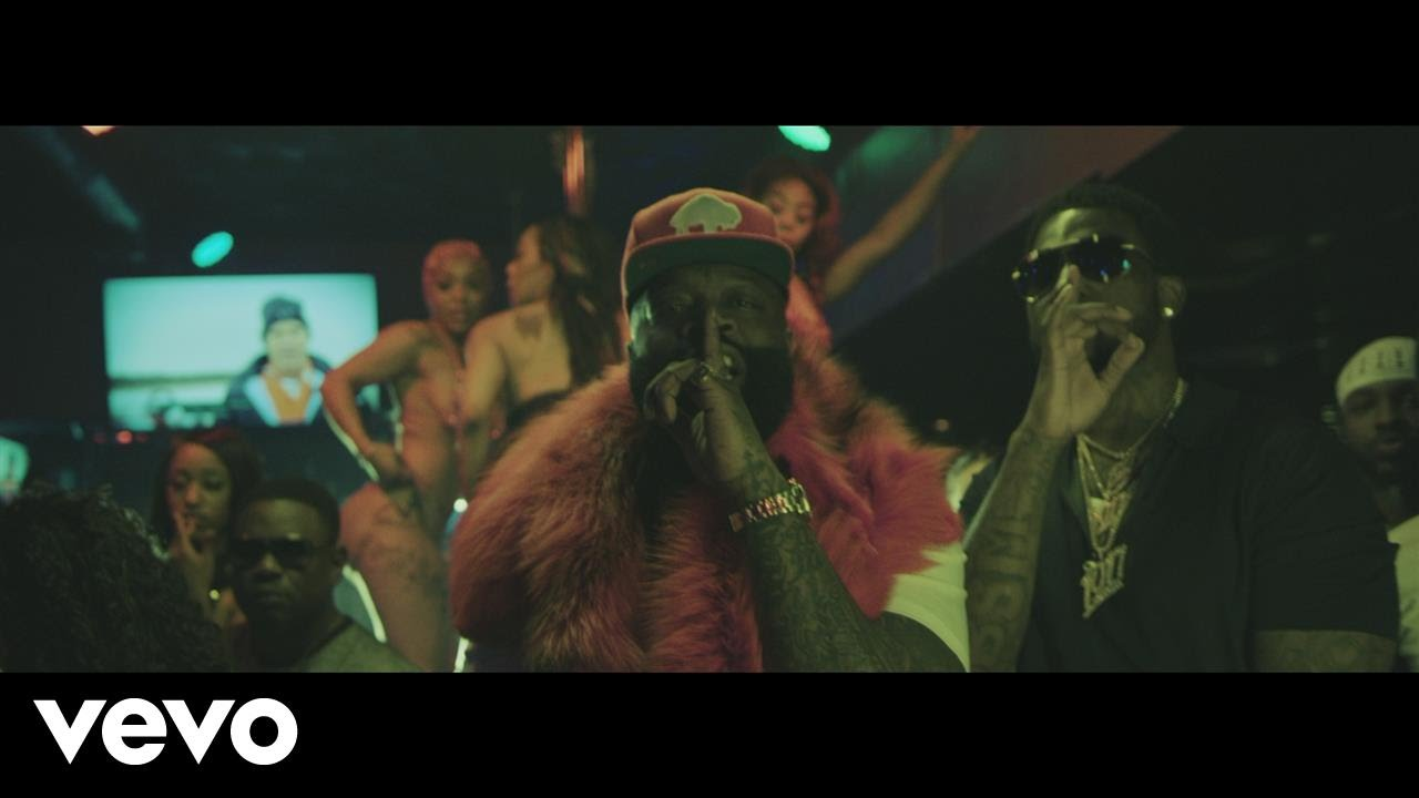 Rick Ross Ft Gucci Mane – She On My Dick
