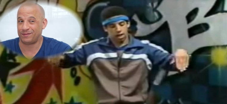 Historias Trambolica$h: El pasado como b boy y rapper de Vin Diesel
