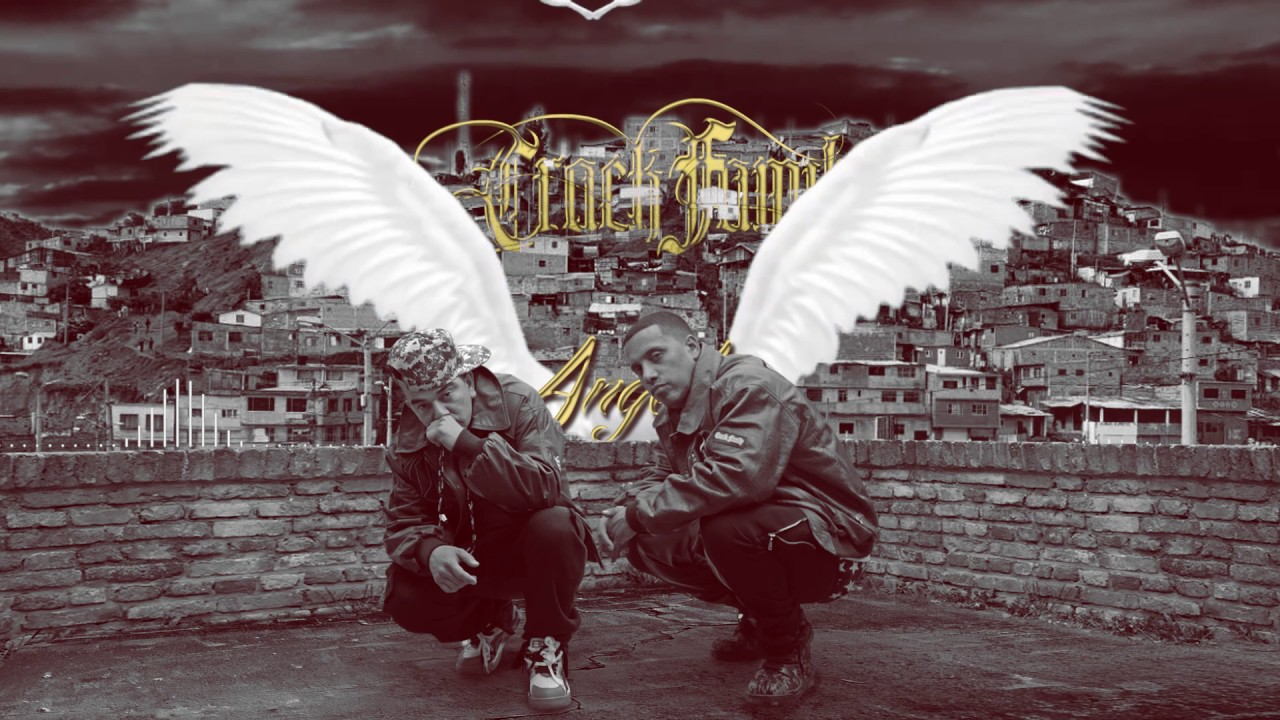 Crack Family – Angeles