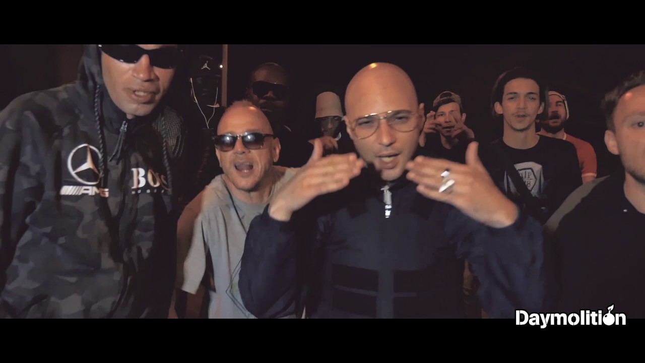 Gros94 ft Alkpote, Demon One & Halim – Freestyle