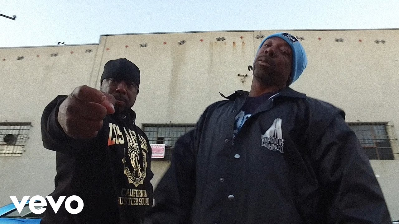 MC Eiht & DJ Premier Ft WC – Represent Like This
