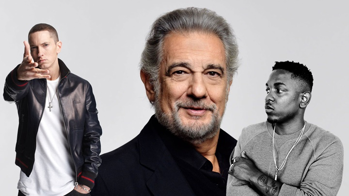 """Plácido Domingo: """"Los raperos tienen que dar clases de gramática, no de música"""""""