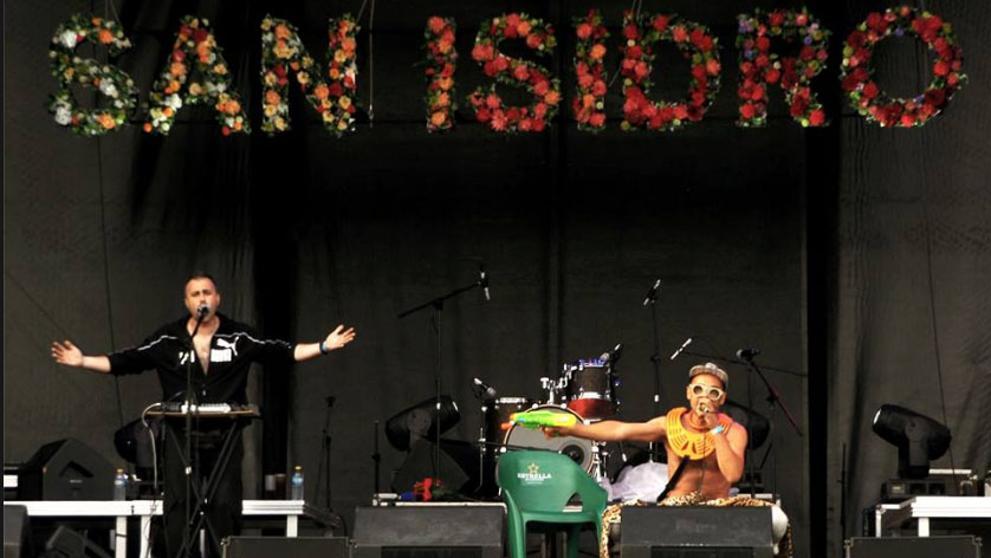 La policía madrileña censura al grupo de rap Émbolo en las fiestas de San Isidro