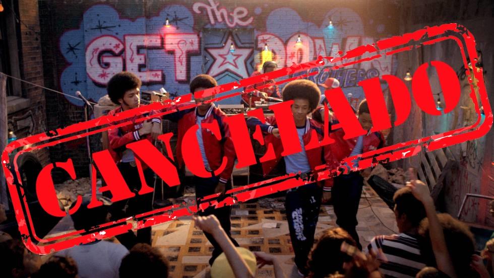 """Netflix cancela la serie que habla sobre la historia del Hip Hop """"The Get Down"""""""