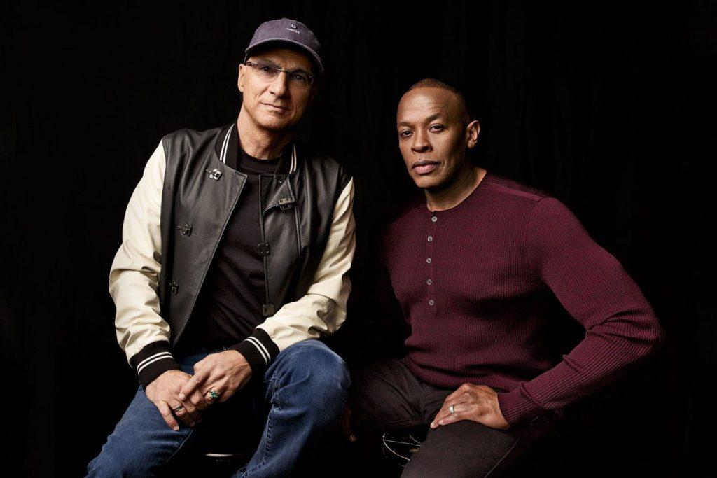 Sale el trailer de la nueva serie documental sobre Dr. Dre y Jimmy Lovine