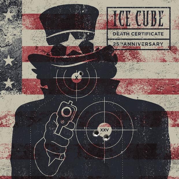 """Ice Cube ficha con Interscope Records y trae de vuelta """"Death Certificade"""""""