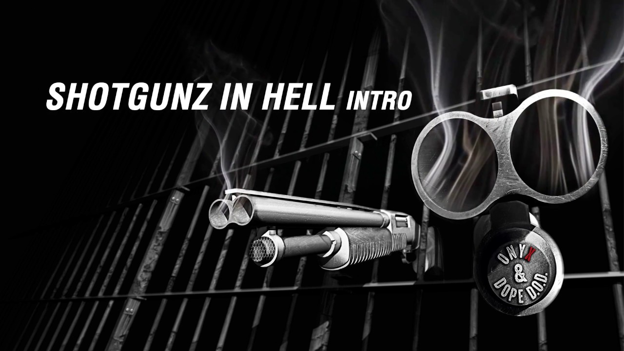 "Ya podéis escuchar ""Shotgunz In Hell"" el nuevo disco de Onyx y Dope D.O.D"