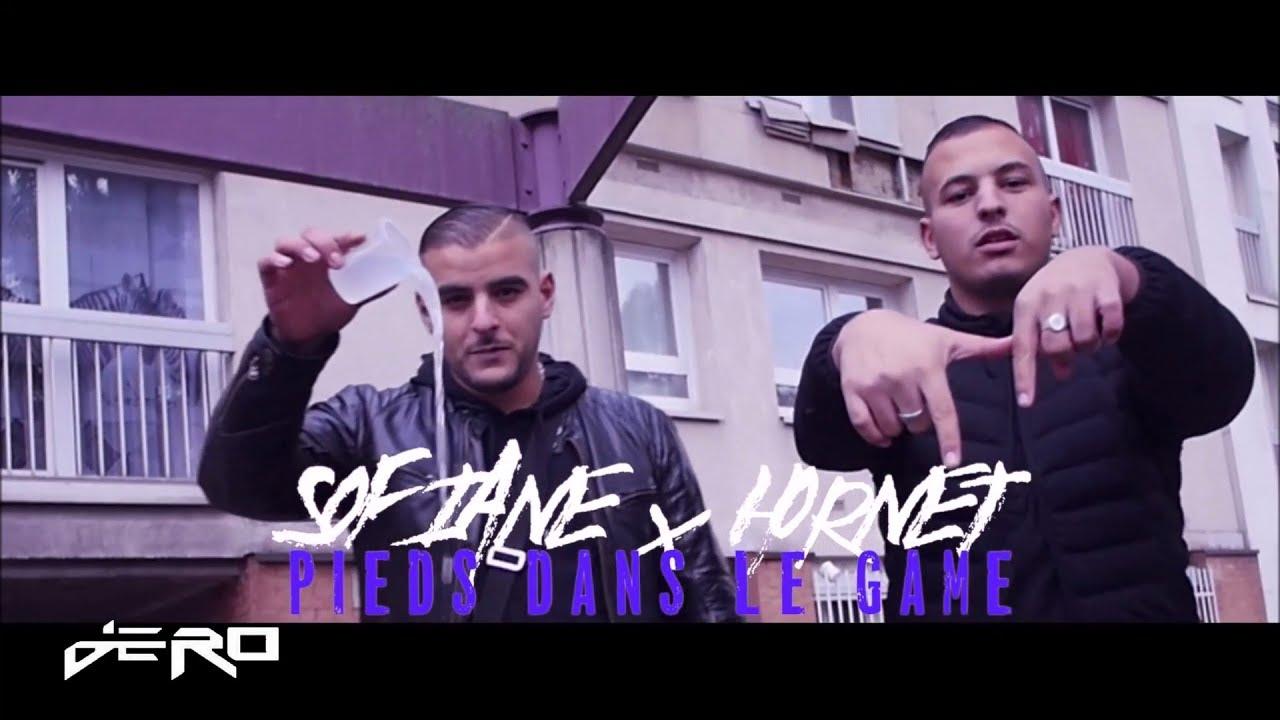 Sofiane ft Hornet La Frappe – Pieds Dans Le Game