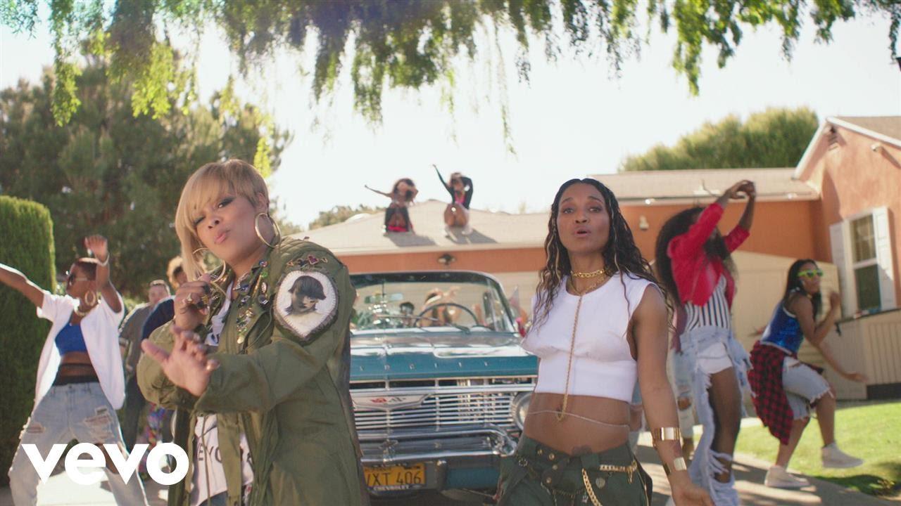 TLC ft Snoop Dog – Way Back