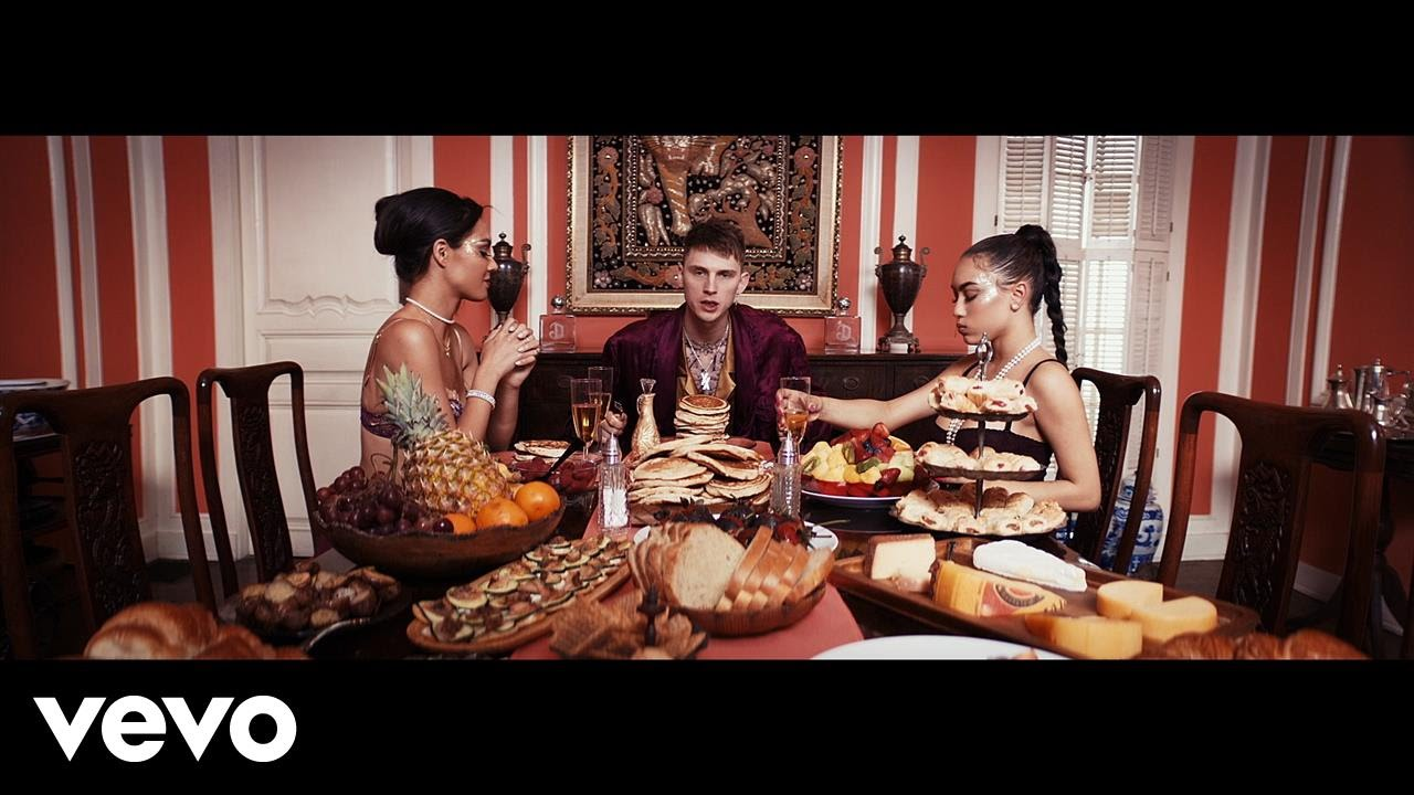 Machine Gun Kelly ft Quavo & Ty Dolla $ign – Trap Paris