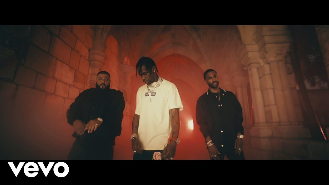 DJ Khaled Ft Travis Scott, Rick Ross & Big Sean – On Everything