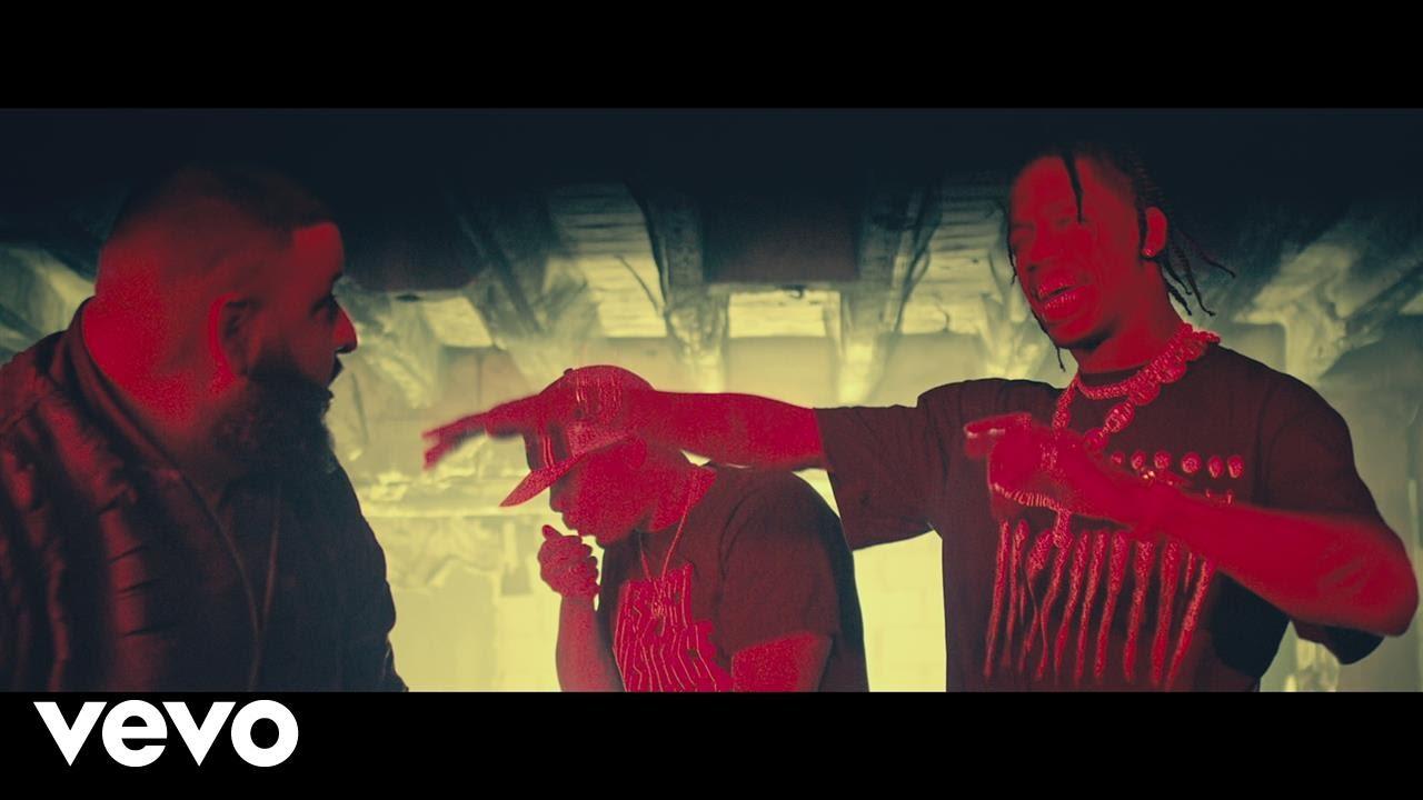 Dj Khaled ft Nas & Travis Scott – It's Secured
