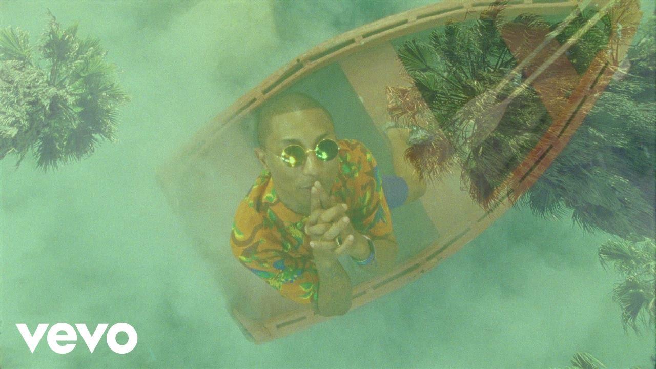 Calvin Harris ft Pharrell Williams, Katy Perry & Big Sean – Feels