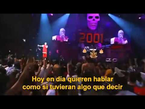 Dr. Dre Ft Eminem – Forgot About Dre (Sub. Español)