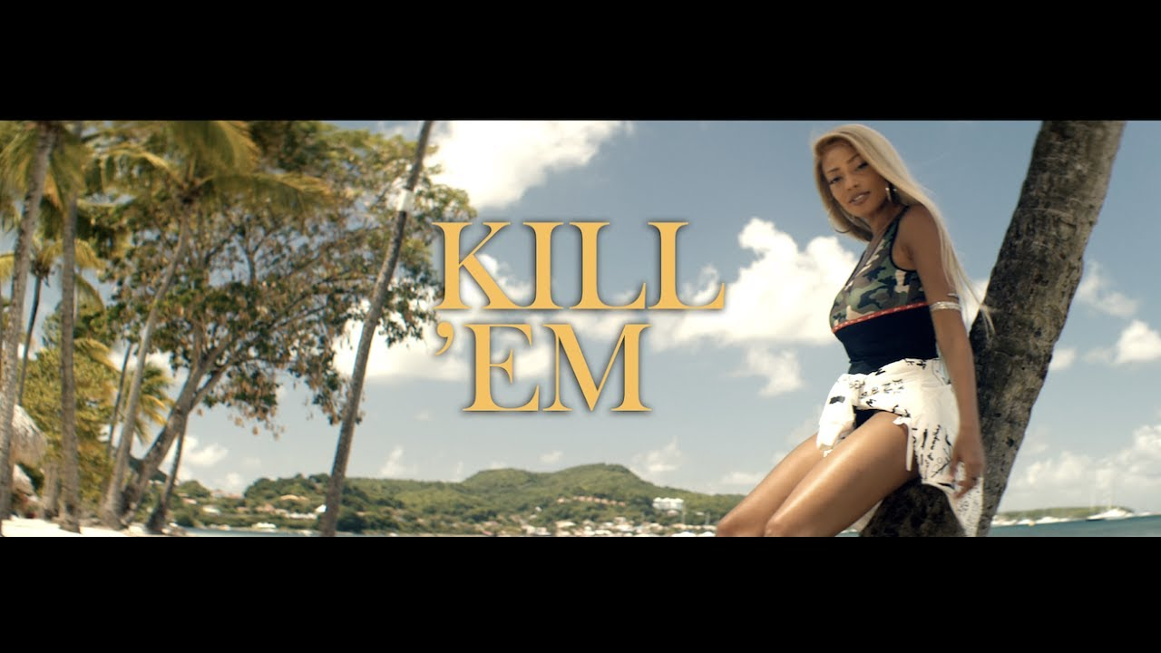 Dj Battle & Tenny ft Mr Vegas & Walshy Fire – Kill 'Em
