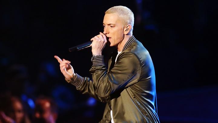 Eminem es uno de los artistas más escuchados en este año 2017
