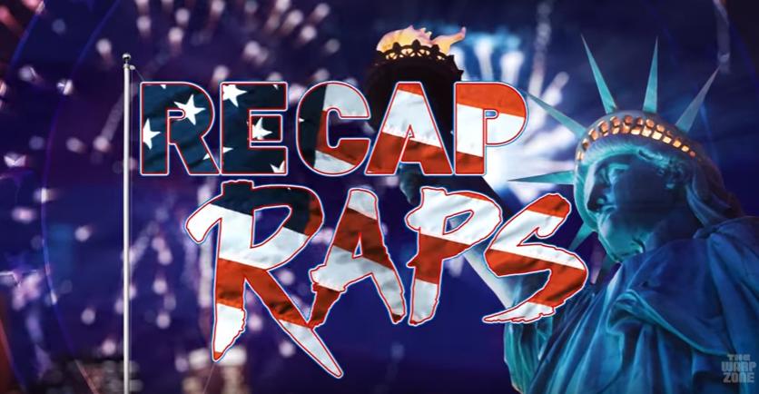 La historia de Día de la Independencia de EE.UU explicada con un rap de 4 Min.
