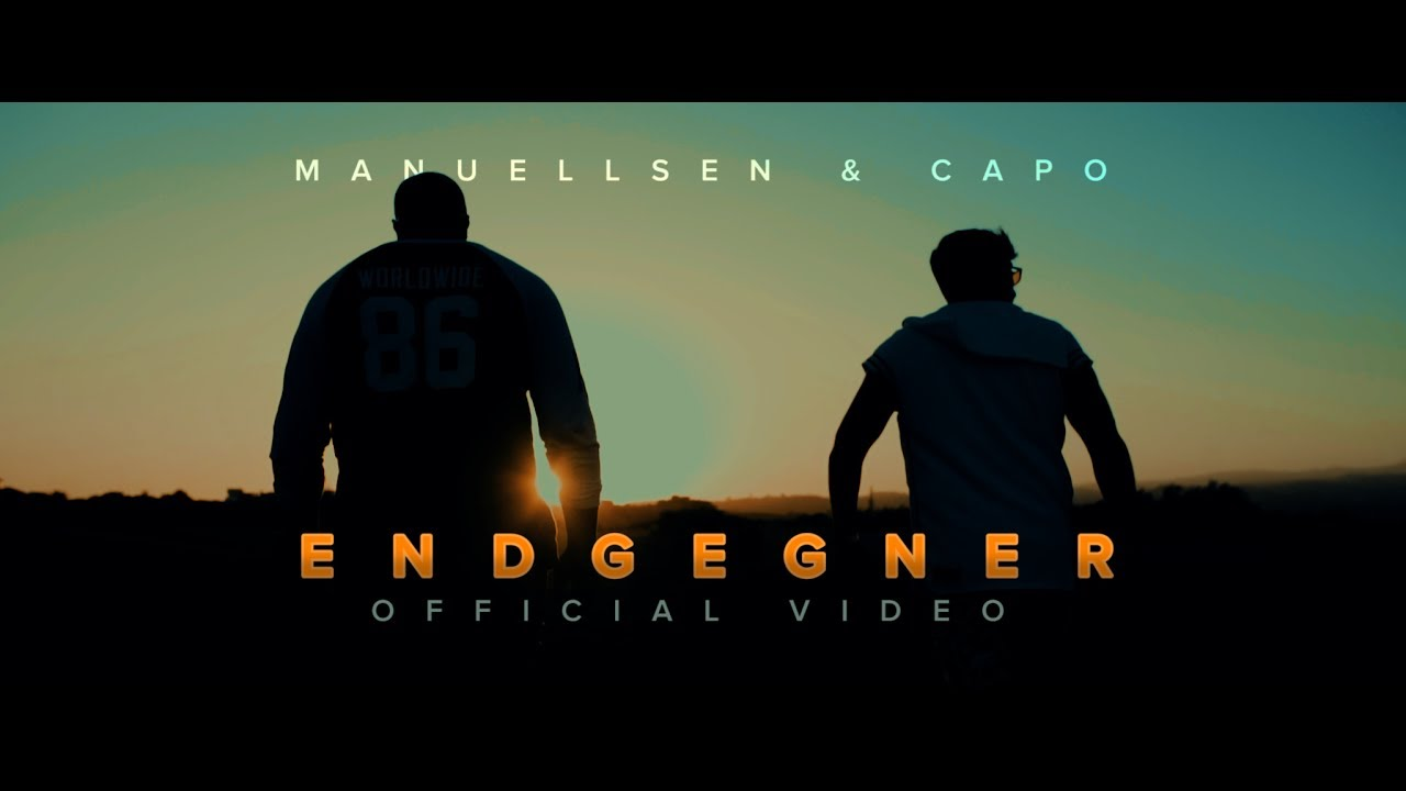 Manuellsen ft Capo – Endgegner