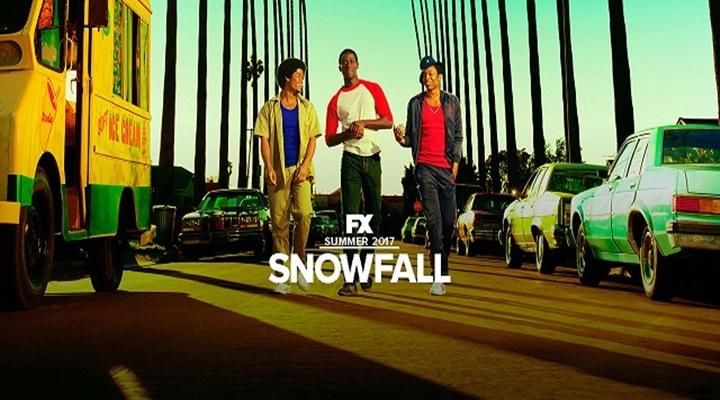 Snowfall, una nueva serie que habla sobre el crack en Los Ángeles