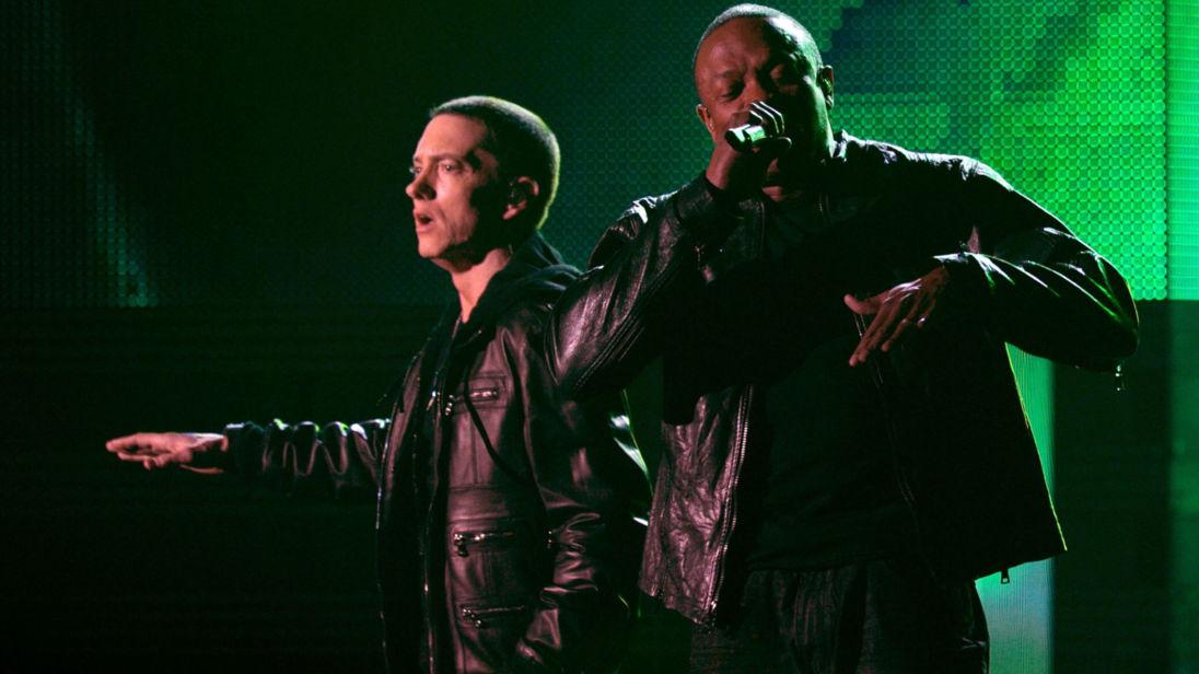 Se confirma que Dr. Dre producirá en el futuro nuevo disco de Eminem