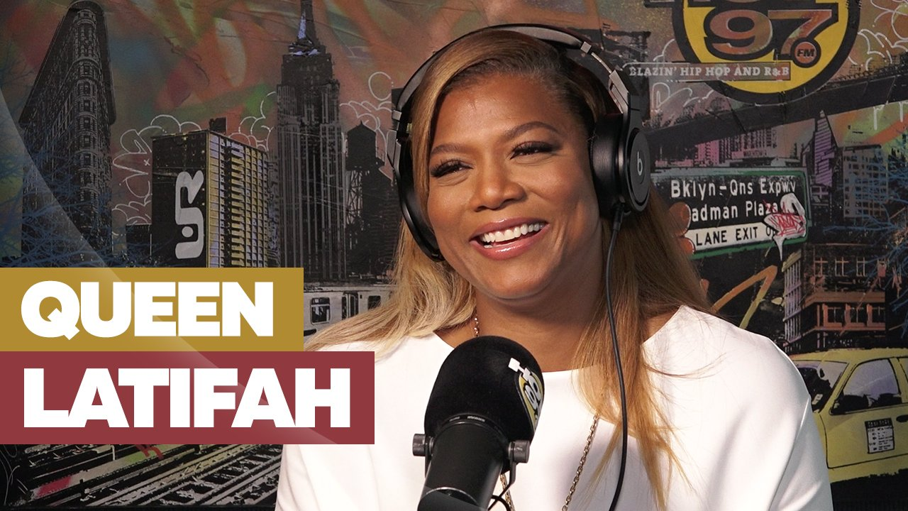 """Queen Latifah: """"Muchos rappers han perdido las bolas, se han vuelto blandos"""""""