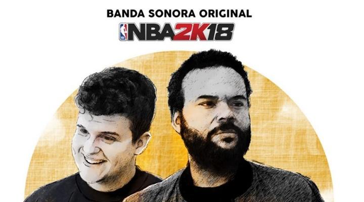 Carlos Jean y Arkano estarán en la banda sonora del NBA 2K