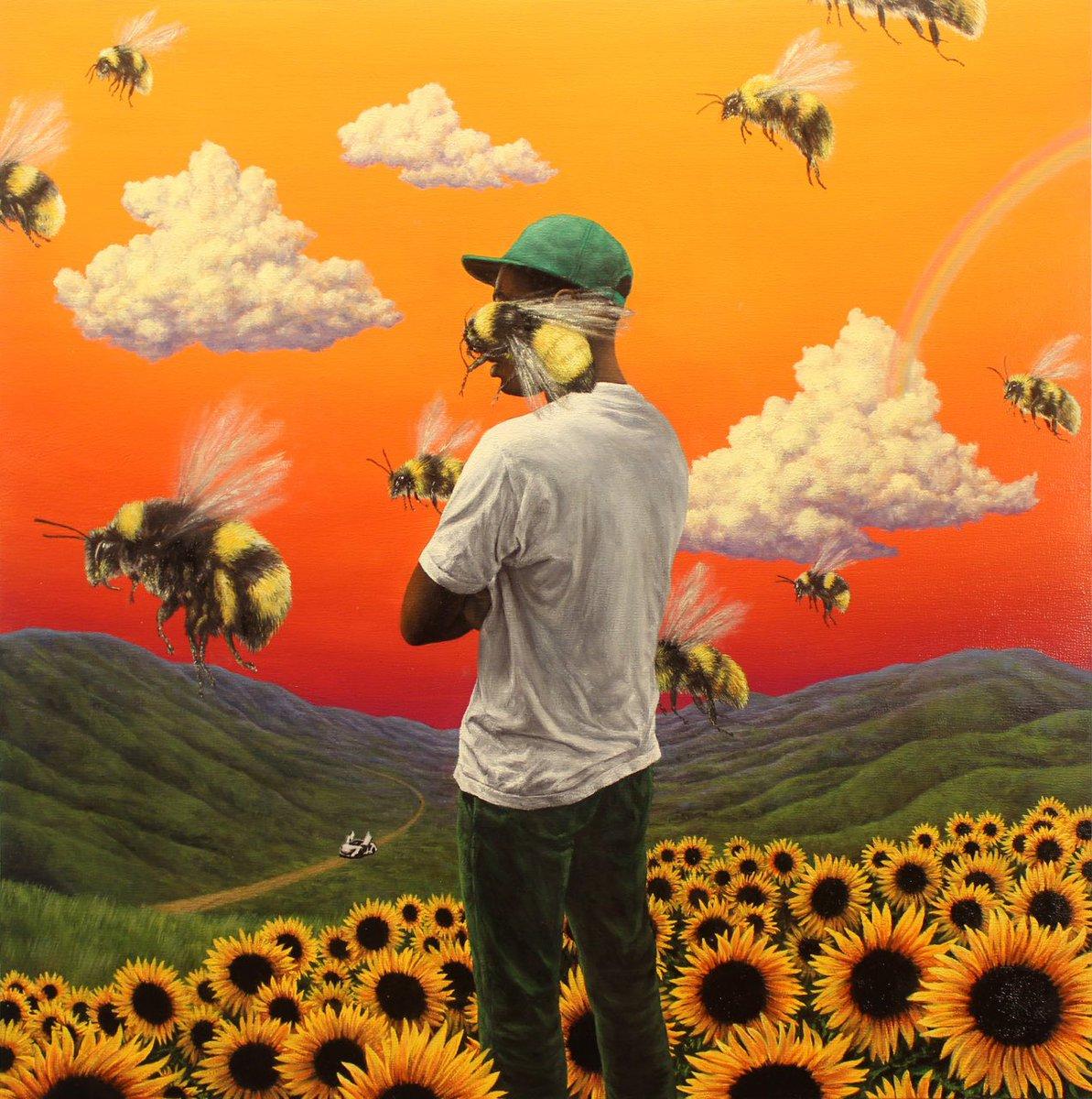 Tyler, The Creator flower boy