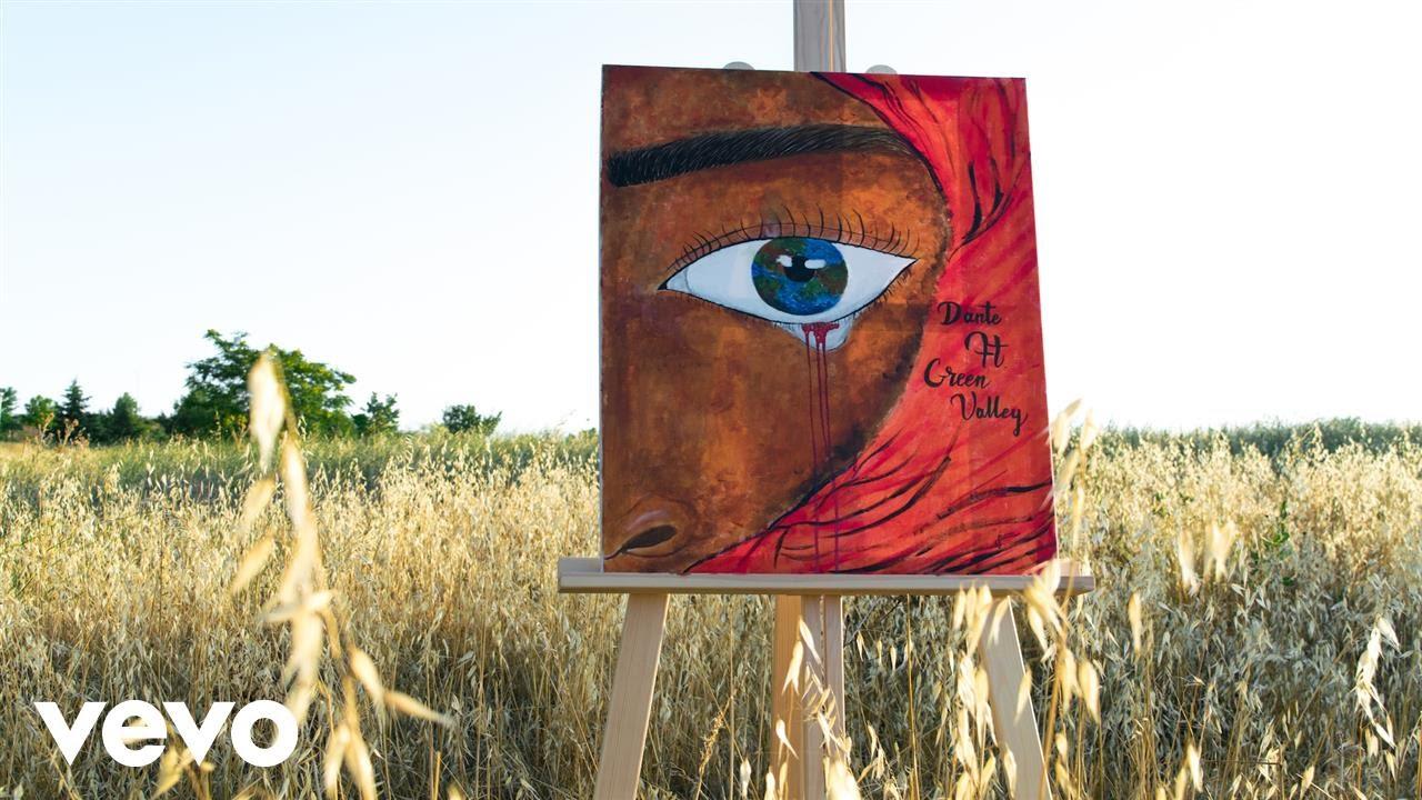 Dante Ft Green Valley – Con los ojos cerrados