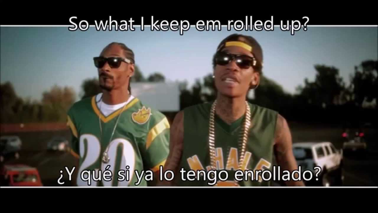 Wiz Khalifa Ft Snoop Dogg – Young, Wild & Free (Sub. Español)