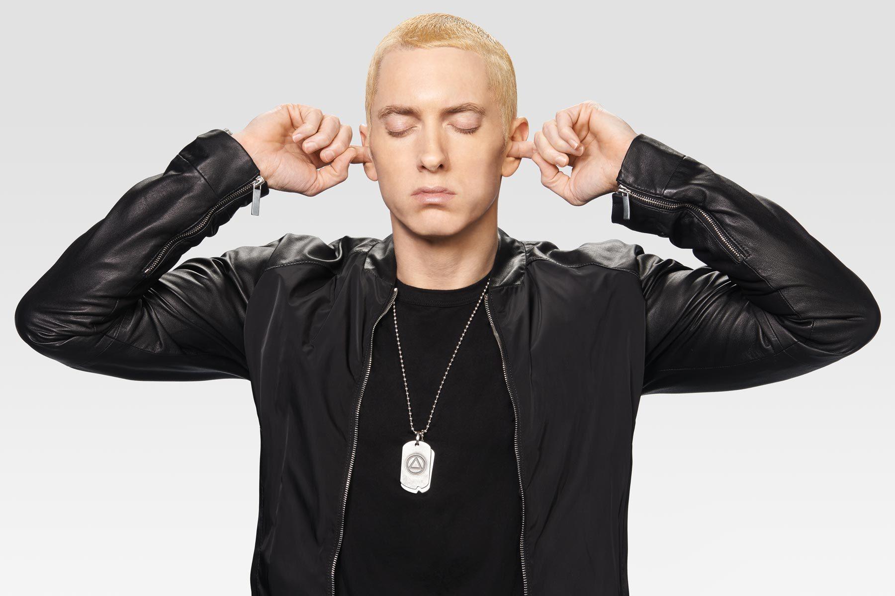 El nuevo álbum de Eminem puede estar listo a finales de año