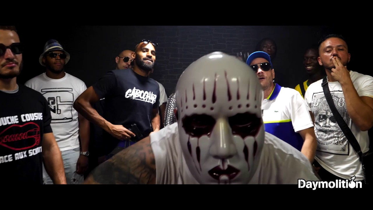 Gros94 ft 25G, Demon One & Iron Sy – Banlieue Sud