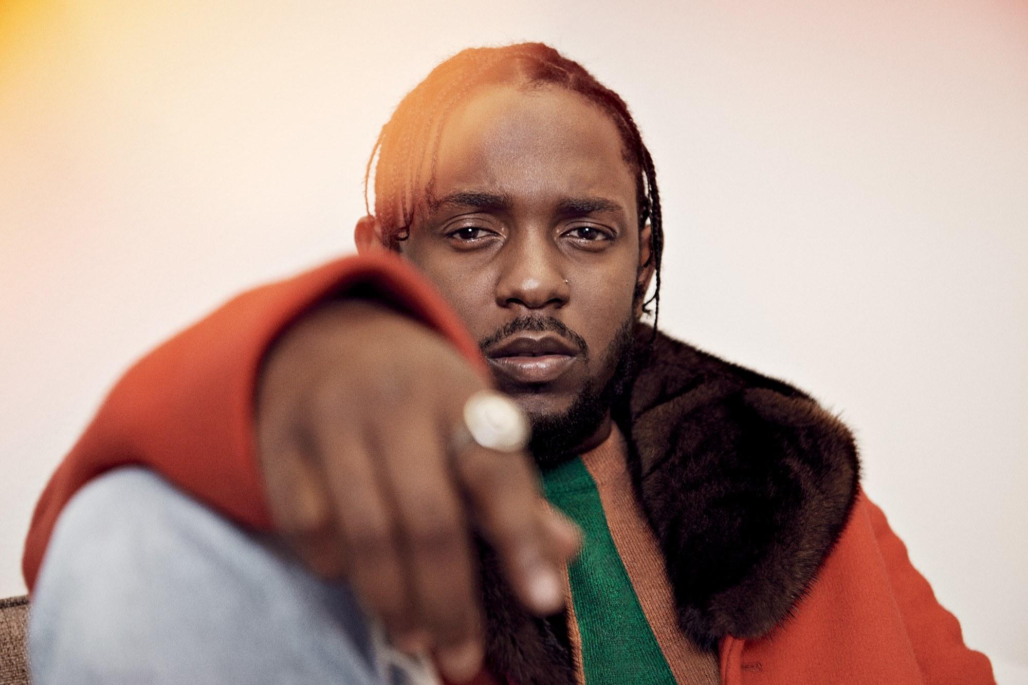 """Kendrick Lamar: """"Un mal artista es aquel que no puede ser él mismo"""""""