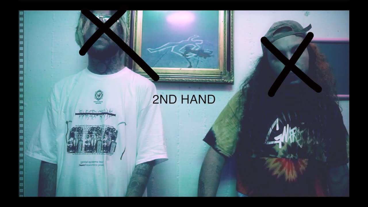 $uicideboy$ – 2nd Hand