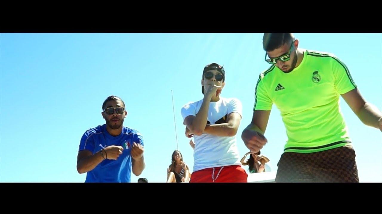 Biwai ft Kamikaz & Malaa – Dans Le Jeu