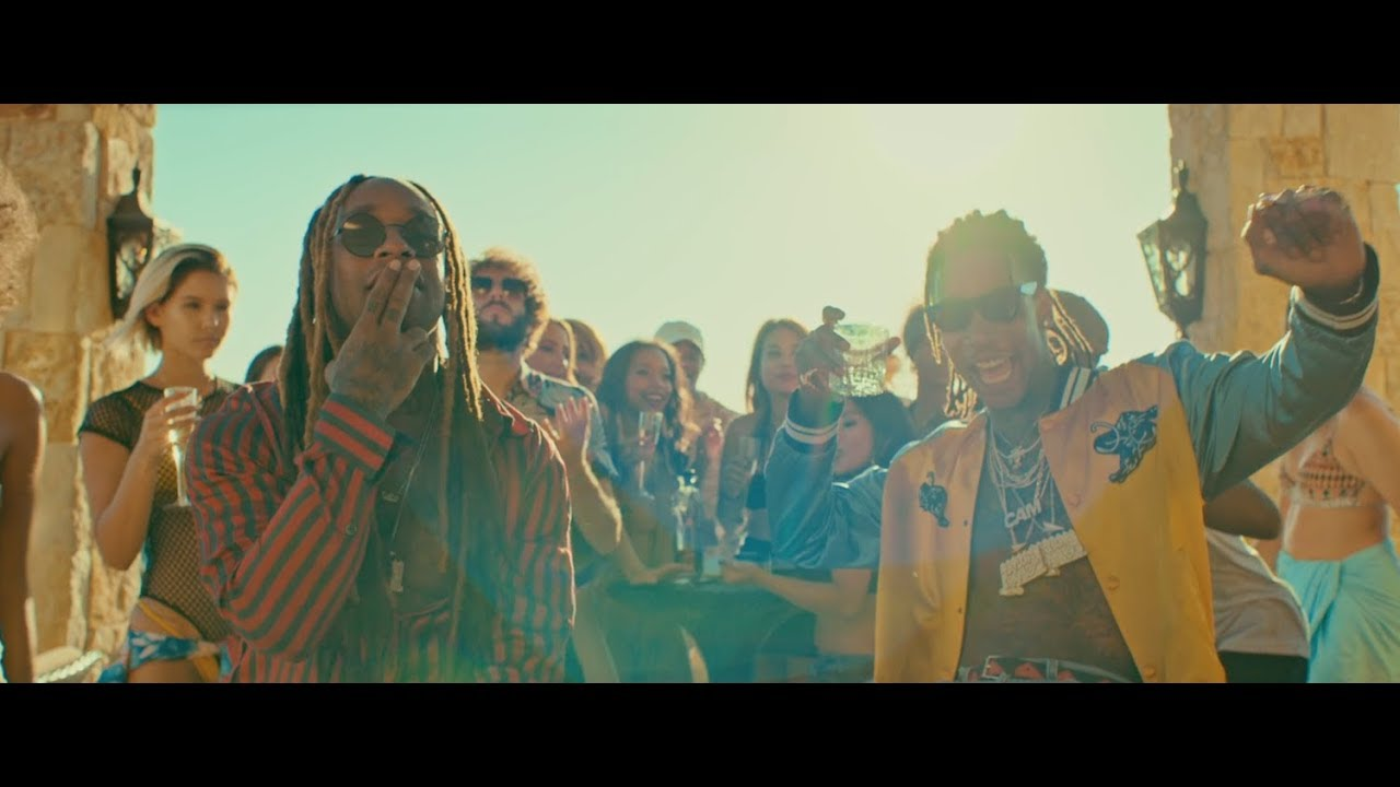 Wiz Khalifa Ft Ty Dolla $ign – Something New