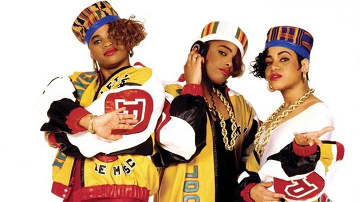 Salt N Pepa, uno de los primeros grupos de rap femenino