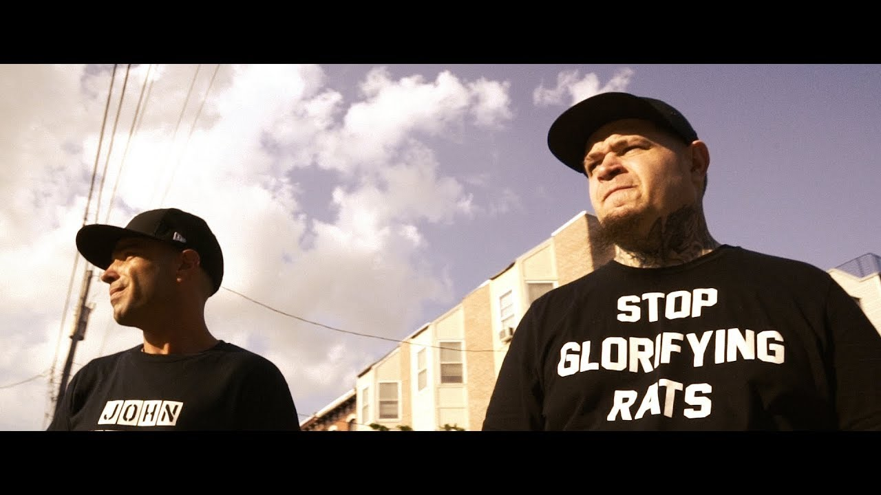 Vinnie Paz Ft Eamon – The Ghost I Used to Be